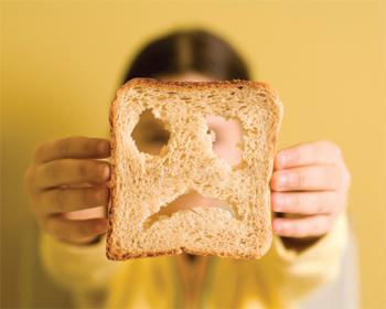 Quem tem intolerância a glúten pode desenvolver doença celíaca